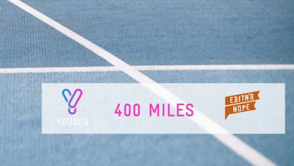YouSeq Running Club 400 miler